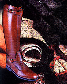 Polo boots by D. Minsen